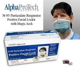 alpha n95 mask