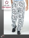 18100-BON-APPETIT Five Star Pull-On Chef Pant