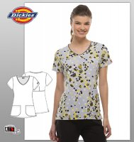 Dickies Printed Xtreme Stretch