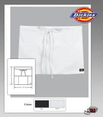Dickies Chef Server 3 Pocket Apron