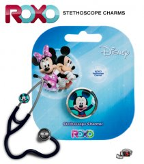Disney Mickey Mouse Stethoscope Charm