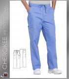 Cherokee Workwear Professionals Maternity Straight Leg Pant
