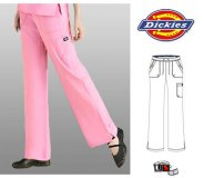 Dickies Performance Stretch Utility Fashion Cargo Pant - Pink