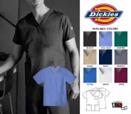 Dickies Men's Fit Utility Top Top With a Chest Pocket