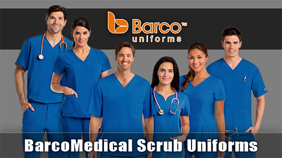 Nurse Scrubs in Los Angeles Uniform Studio, Hospital Uniforms | AA ...